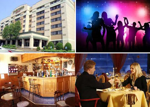 IP Camera Video Security System - Hospitality